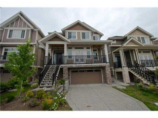 Photo 1: 3443 GISLASON Avenue in Coquitlam: Burke Mountain House for sale : MLS®# V1074568