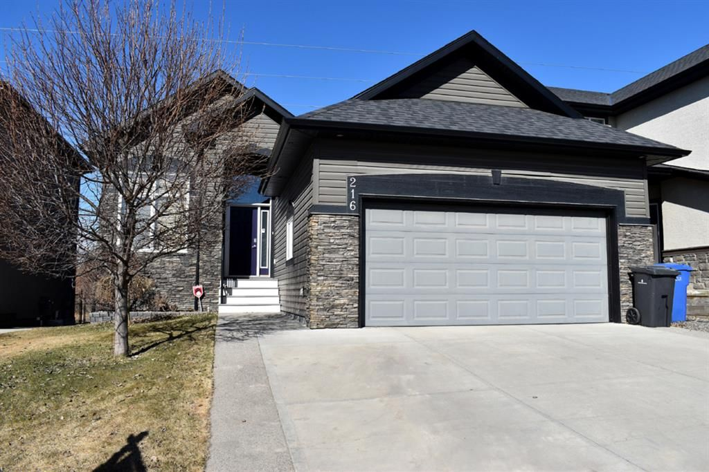 Main Photo: 216 ASPENMERE Close: Chestermere Detached for sale : MLS®# A1061512