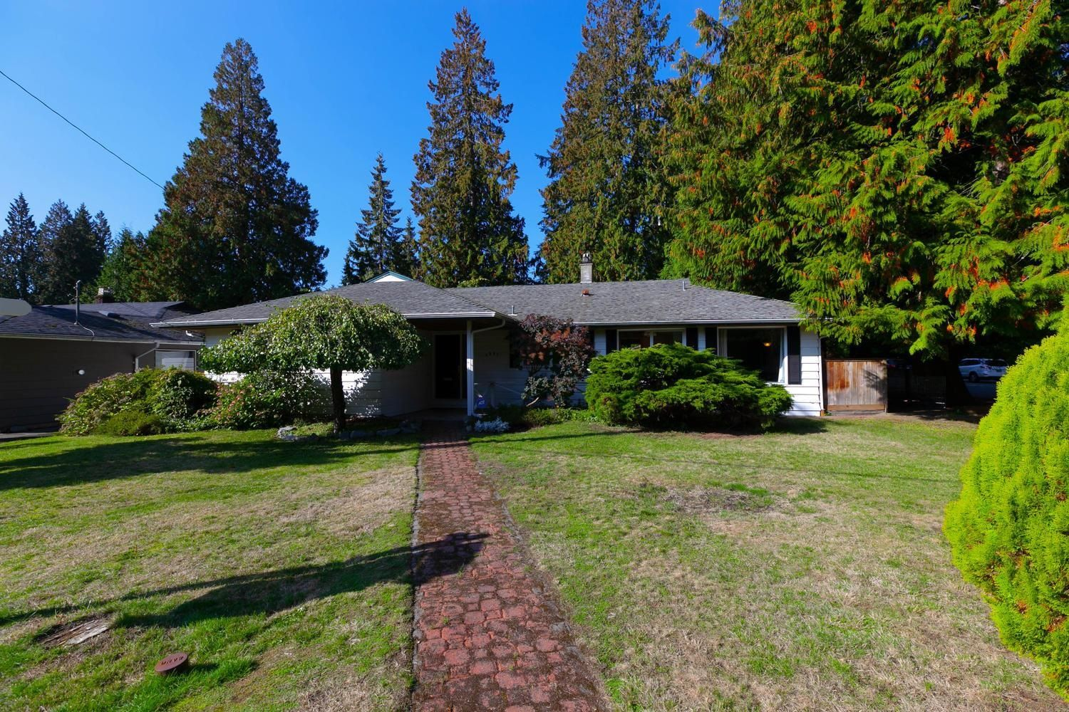 Main Photo: 4391 CAROLYN Drive in North Vancouver: Canyon Heights NV House for sale : MLS®# R2624564