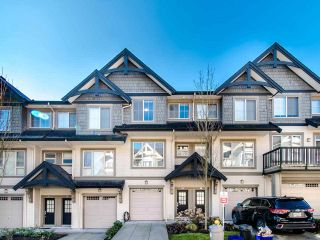 """Photo 1: 149 3105 DAYANEE SPRINGS Boulevard in Coquitlam: Westwood Plateau Townhouse for sale in """"WHITE TAIL LANE"""" : MLS®# R2443110"""