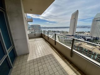 Photo 10: DOWNTOWN Condo for rent : 2 bedrooms : 550 Front St #2104 in San Diego