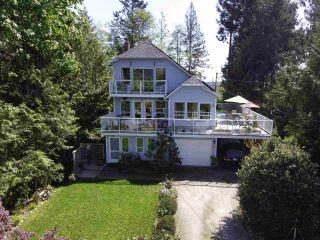 "Photo 1: 6930 MOUNT RICHARDSON Road in Sechelt: Sechelt District House for sale in ""Sandy Hook"" (Sunshine Coast)  : MLS®# R2454787"