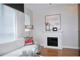 """Photo 5: 119 1480 SOUTHVIEW Street in Coquitlam: Burke Mountain Townhouse for sale in """"CEDAR CREEK"""" : MLS®# V1045909"""