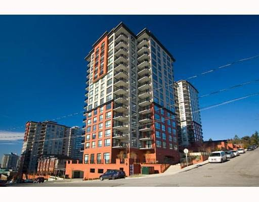 Main Photo: 1403 813 AGNES STREET in : Downtown NW Condo for sale : MLS®# V752485