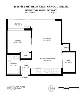 """Photo 28: 1518 68 SMITHE Street in Vancouver: Downtown VW Condo for sale in """"ONE PACIFIC"""" (Vancouver West)  : MLS®# R2618128"""