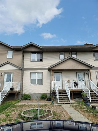 Main Photo: 5403 60 Street in Stettler: Stettler Town Row/Townhouse for sale : MLS®# A1132258