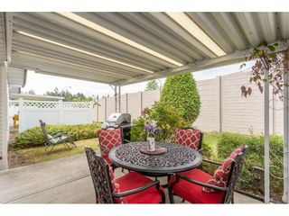 "Photo 20: 45 19649 53 Avenue in Langley: Langley City Townhouse for sale in ""Huntsfield Green"" : MLS®# R2394879"