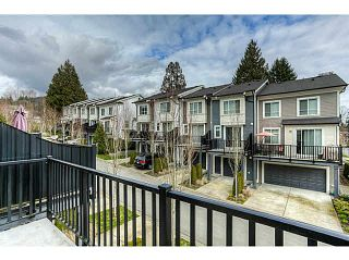 "Photo 17: 26 1237 HOLTBY Street in Coquitlam: Burke Mountain Townhouse for sale in ""TATTON"" : MLS®# V1107711"