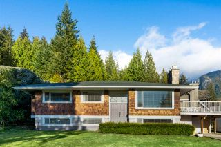 Photo 1: 73 DESSWOOD Place in West Vancouver: Glenmore House for sale : MLS®# R2545550