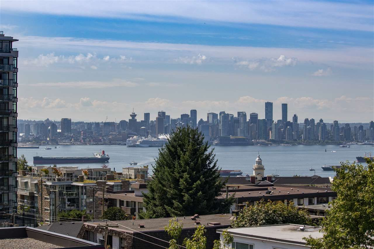 Main Photo: 603 150 W 15th Street in North Vancouver: Central Lonsdale Condo for sale : MLS®# R2397830