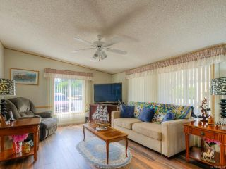 Photo 3: 730 Kasba Cir in PARKSVILLE: PQ French Creek Manufactured Home for sale (Parksville/Qualicum)  : MLS®# 805338