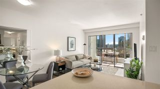"""Photo 3: 902 488 HELMCKEN Street in Vancouver: Yaletown Condo for sale in """"Robison Tower"""" (Vancouver West)  : MLS®# R2580048"""