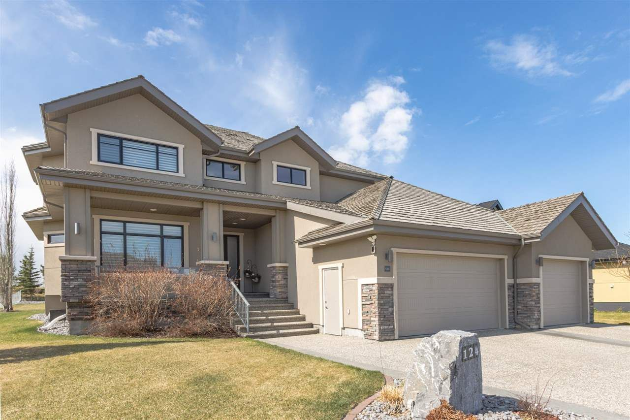 Main Photo: 124 52327 RGE RD 233: Rural Strathcona County House for sale : MLS®# E4242860