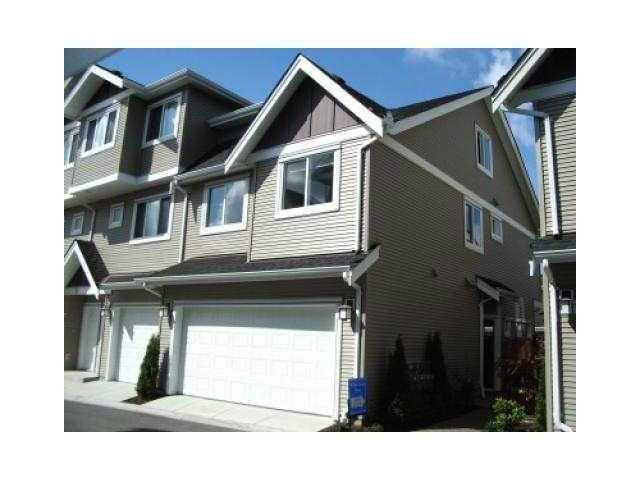 """Main Photo: 11 10651 ODLIN Road in Richmond: West Cambie Townhouse for sale in """"WILLOW GREEN MEWS"""" : MLS®# V1117460"""