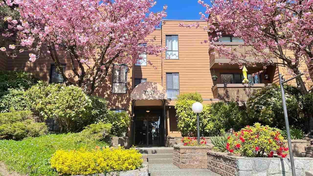 Main Photo: 103 7151 EDMONDS Street in Burnaby: Highgate Condo for sale (Burnaby South)  : MLS®# R2580094