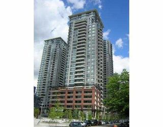 """Photo 1: 2010 977 MAINLAND Street in Vancouver: Downtown VW Condo for sale in """"YALETOWN PARK 3"""" (Vancouver West)  : MLS®# V729730"""