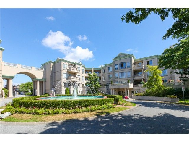 Main Photo: # 212 8580 GENERAL CURRIE RD in Richmond: Brighouse South Condo for sale : MLS®# V1079601