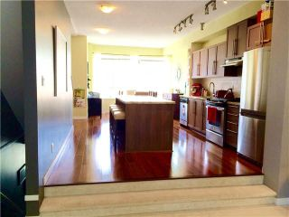 "Photo 4: 57 1125 KENSAL Place in Coquitlam: New Horizons Townhouse for sale in ""KENSAL WALK"" : MLS®# V1106910"