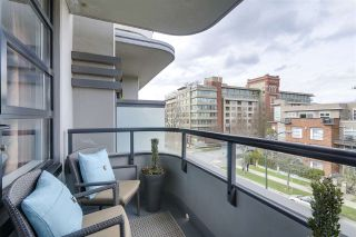 """Photo 13: 405 2828 YEW Street in Vancouver: Kitsilano Condo for sale in """"The Bel Air"""" (Vancouver West)  : MLS®# R2150070"""