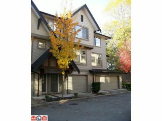 "Photo 2: 50 15152 62A Avenue in Surrey: Sullivan Station Townhouse for sale in ""Uplands at Panorama Place"" : MLS®# F1127411"