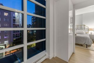 "Photo 10: 507 1283 HOWE Street in Vancouver: Downtown VW Townhouse for sale in ""TATE"" (Vancouver West)  : MLS®# R2561072"
