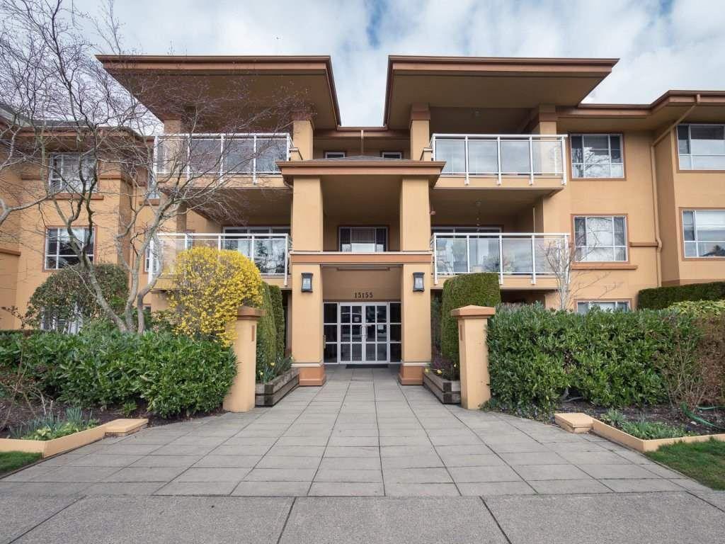 "Main Photo: 202 15155 22 Avenue in Surrey: Sunnyside Park Surrey Condo for sale in ""Villa Pacific"" (South Surrey White Rock)  : MLS®# R2280697"