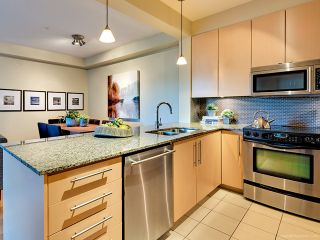 """Photo 4: 307 6268 EAGLES Drive in Vancouver: University VW Condo for sale in """"Clements Green"""" (Vancouver West)  : MLS®# V1039789"""