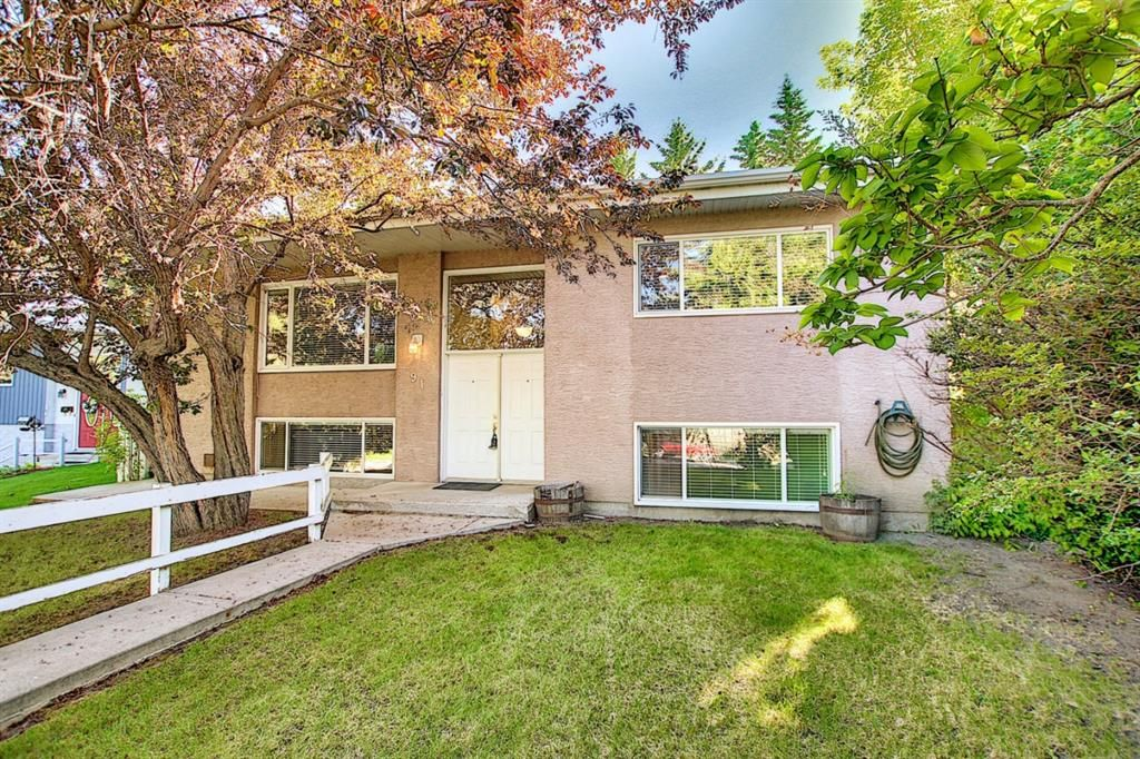 Main Photo: 91 Chancellor Way NW in Calgary: Cambrian Heights Detached for sale : MLS®# A1119930