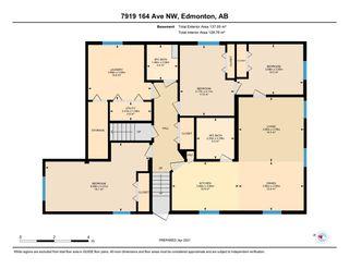 Photo 47: 7919 164 Avenue in Edmonton: Zone 28 House for sale : MLS®# E4239839