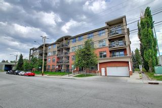 Photo 1: 303 495 78 Avenue SW in Calgary: Kingsland Apartment for sale : MLS®# A1120349