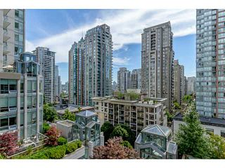 Photo 10: # 801 565 SMITHE ST in Vancouver: Downtown VW Condo for sale (Vancouver West)  : MLS®# V1076354