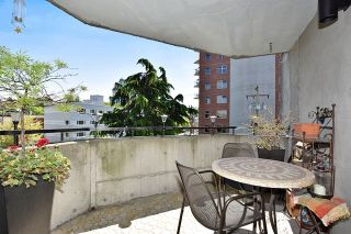 "Photo 12: 402 1616 W 13TH Avenue in Vancouver: Fairview VW Condo for sale in ""GRANVILLE GARDENS"" (Vancouver West)  : MLS®# R2058683"