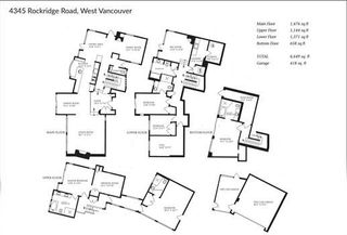 Photo 20: 4345 ROCKRIDGE ROAD in West Vancouver: Rockridge House for sale : MLS®# R2221844