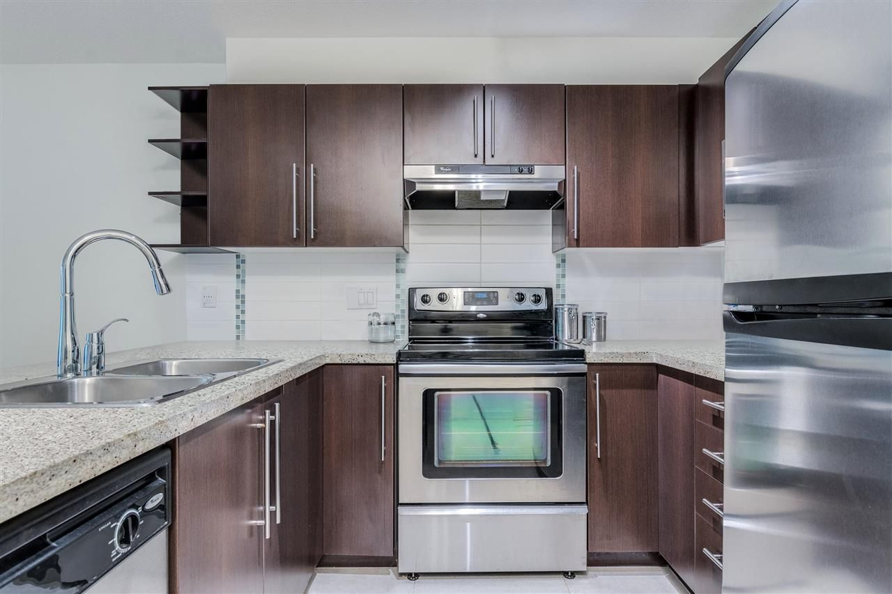 """Main Photo: 318 2088 BETA Avenue in Burnaby: Brentwood Park Condo for sale in """"MEMENTO"""" (Burnaby North)  : MLS®# R2584895"""