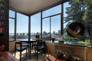 "Photo 14: 301 1420 DUCHESS Avenue in West Vancouver: Ambleside Condo for sale in """"The Westerlies"" in Ambleside"" : MLS®# R2543928"