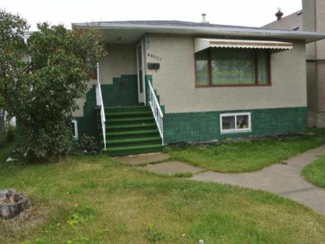 Main Photo: 11205 95 Street in Edmonton: House for sale : MLS®# E3354241