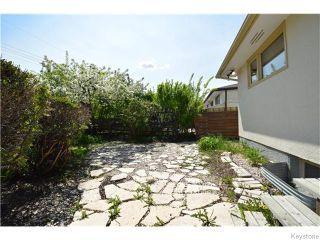 Photo 20: 9 Verbena Street in Winnipeg: West Kildonan / Garden City Residential for sale (North West Winnipeg)  : MLS®# 1613340