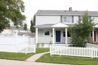 Main Photo: 4312 Amiens Road SW in Calgary: Garrison Woods Semi Detached for sale : MLS®# A1144342