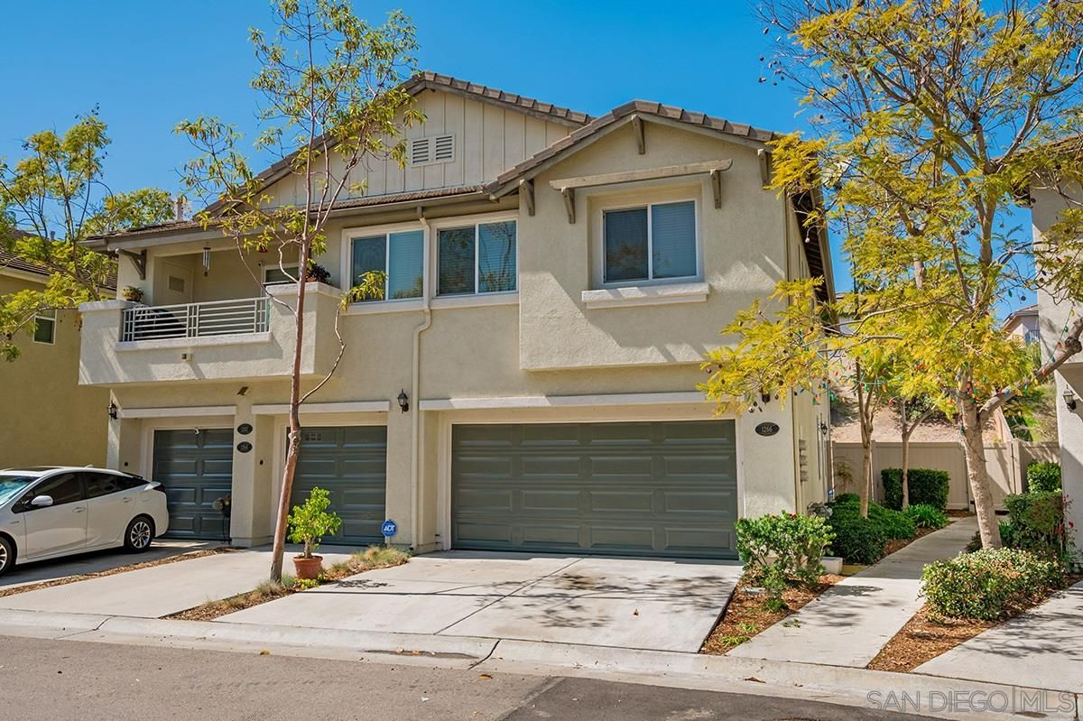 Main Photo: CHULA VISTA Condo for sale : 3 bedrooms : 1266 Stagecoach Trail Loop