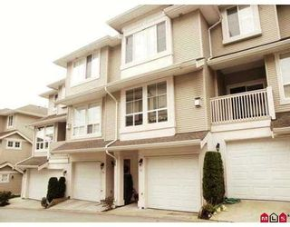 Photo 1: #55, 14952-58th Avenue in Surrey: Sullivan Station Townhouse for sale