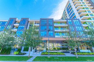 Main Photo: 425 3563 ROSS Drive in Vancouver: University VW Condo for sale (Vancouver West)  : MLS®# R2492864
