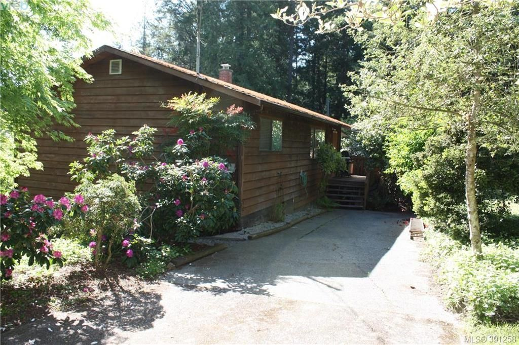 Main Photo: 105 Graham Dr in SALT SPRING ISLAND: GI Salt Spring House for sale (Gulf Islands)  : MLS®# 786219