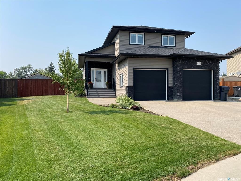 Main Photo: 425 Quessy Drive in Martensville: Residential for sale : MLS®# SK864596