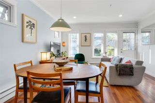 """Main Photo: 1743 FRANCES Street in Vancouver: Hastings Townhouse for sale in """"Francis Square"""" (Vancouver East)  : MLS®# R2590421"""