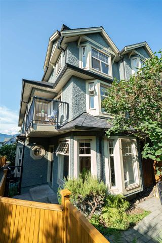 Photo 29: 2160 FRANKLIN STREET in Vancouver: Hastings Townhouse for sale (Vancouver East)  : MLS®# R2485514