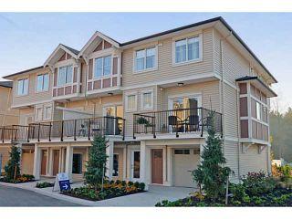 Photo 1: # 9 10151 240TH ST in Maple Ridge: Albion Condo for sale : MLS®# V1041261
