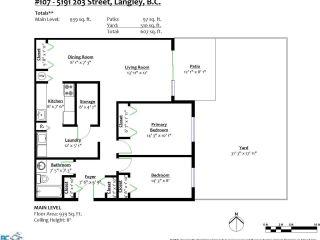 "Photo 20: 107 5191 203 Street in Langley: Langley City Condo for sale in ""LONGLEA"" : MLS®# R2625712"