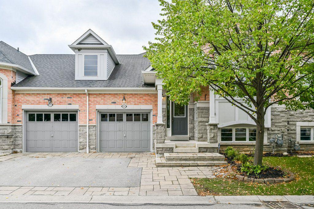 Main Photo: 22 4241 Sarazen Drive in Burlington: House for sale : MLS®# H4067142