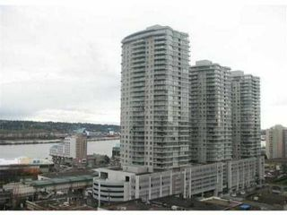 "Photo 1: # 1907 888 CARNARVON ST in New Westminster: Downtown NW Condo for sale in ""MARINUS AT PLAZA 88"" : MLS®# V1016088"