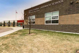 Photo 45: 341 Griesbach School Road in Edmonton: Zone 27 House for sale : MLS®# E4241349